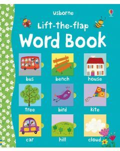 Usborne Lift the Flap Word Book (Ages 3+)