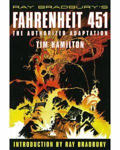Ray Bradbury's Fahrenheit 451: The Authorized Adaptation (Graphic Novel)