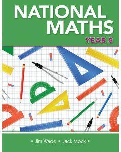 National Maths Year 8