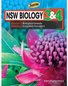 Surfing NSW Biology Modules 3 & 4