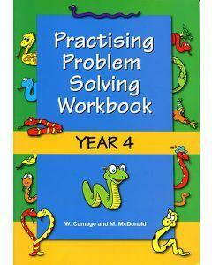 Practising Problem Solving Workbook Year 4