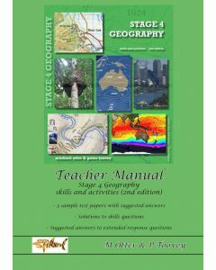 Stage 4 Mandatory Geography Skills & Activities Teachers Manual