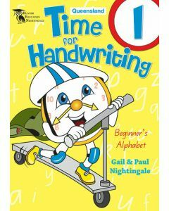 Time for Handwriting Queensland 1
