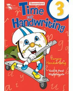 Time for Handwriting Queensland 3