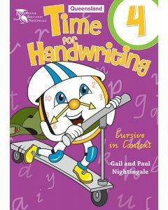 Time for Handwriting Queensland 4