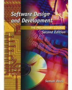 Software Design & Development Preliminary Course Second Edition