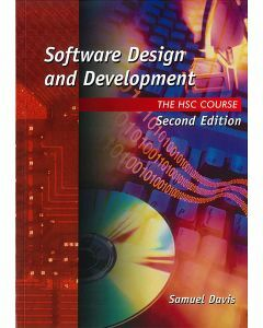 Software Design & Development HSC Course Second Edition