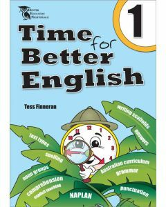 Time for Better English 1