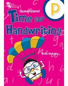 Time for Handwriting Queensland P