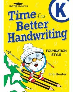 Time for Better Handwriting K (NSW)