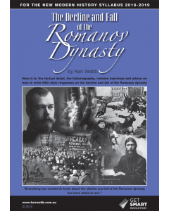 The Decline and Rise of the Romanov Dynasty (2017 Edition)