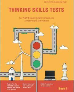 Thinking Skills Tests Book 1