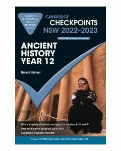 [Pre-order] Cambridge Checkpoints NSW Ancient History Year 12 2022-23 [Due Sep 2021]