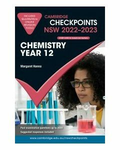 Cambridge Checkpoints NSW Chemistry Year 12 2022-23