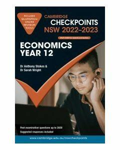 Cambridge Checkpoints NSW Economics Year 12 2022-23