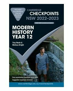 Cambridge Checkpoints NSW Modern History Year 12 2022-23