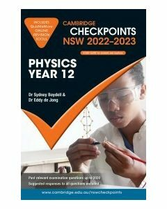 Cambridge Checkpoints NSW Physics Year 12 2022-23