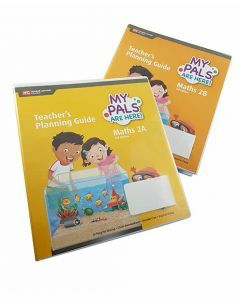 My Pals are Here Maths Teacher's Planning Guide 2A/B (3E)