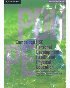 Cambridge HSC Personal Development, Health and Physical Education Pack