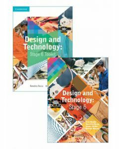 Design & Technology Stage 6 Textbook & Toolkit (print and digital)
