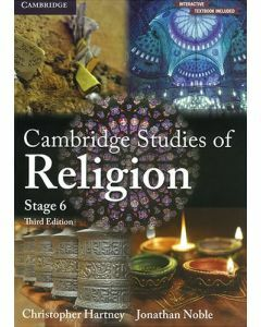 Cambridge Studies of Religion Stage 6 3rd Edition Pack (Textbook and Interactive Textbook)