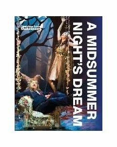 A Midsummer Night's Dream 4ed (Cambridge School Shakespeare)