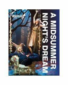 A Midsummer Night's Dream 4ed (Cambridge School Shakespeare)