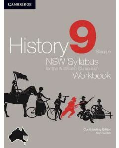 History: NSW Syllabus for the Australian Curriculum Year 9 Workbook