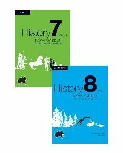 History NSW Syllabus for the Australian Curriculum Stage 4 Textbook Bundle