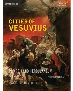 Cities of Vesuvius: Pompeii and Herculaneum Third Edition (print and digital)