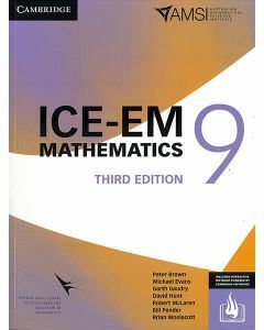 ICE-EM Maths Year 9 - 3rd Edition (Print & Interactive Textbook)
