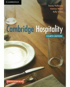Cambridge Hospitality 4th Edition (Print & Digital)