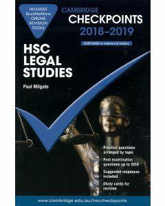Cambridge Checkpoints HSC Legal Studies 2018-2019