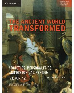 The Ancient World Transformed Year 12 (print and digital)