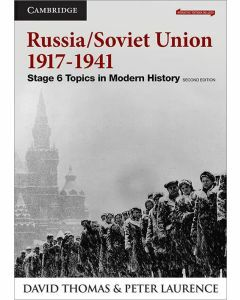 Russia and the Soviet Union 1917-1941 Second Edition (print and digital)