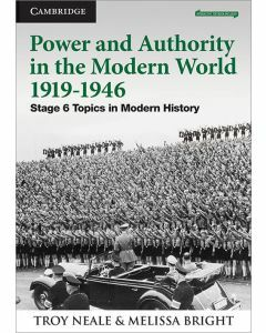 Power and Authority in the Modern World 1919-1946 (print and digital)