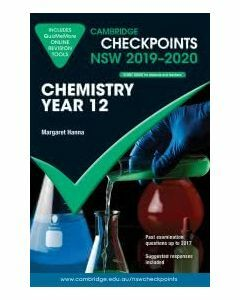 Cambridge Checkpoints Year 12 Chemistry 2019-2020