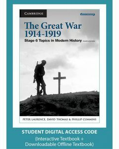 The Great War 1914-1919 Fourth Edition (Digital Access Code)