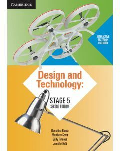 Design and Technology Stage 5 2e (print and digital)
