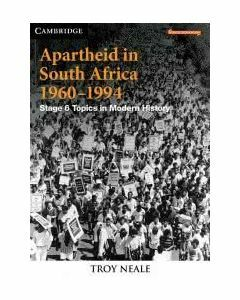 Apartheid in South Africa 1960-1994 (print & digital)