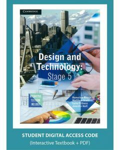Design and Technology Stage 5 (Digital Access Code)