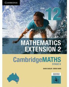 CambridgeMATHS Mathematics Extension 2 Year 12 (print and interactive textbook)
