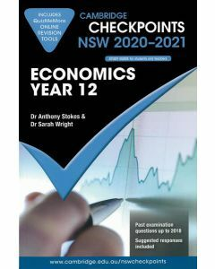 Cambridge Checkpoints Year 12 Economics 2020-2021