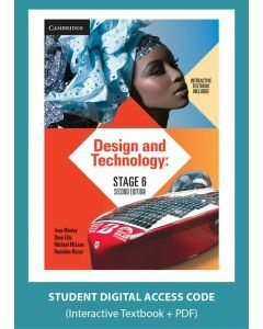 Design and Technology Stage 6 2e (Digital Access Code)