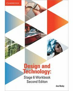 [Pre-order] Design and Technology Stage 6 2e Workbook [Due Aug 2020]