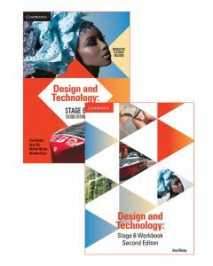 [Pre-order] Design and Technology Stage 6 2e Bundle (print & interactive textbook + workbook) [Due Aug 2020]