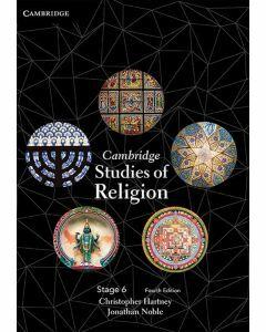 [Pre-order] Cambridge Studies of Religion 4e print and interactive textbook [Due Jul 2020]