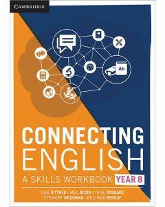 Connecting English: A Skills Workbook Year 8 (print & digital)
