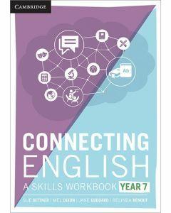 Connecting English: A Skills Workbook Year 7 (print & digital)