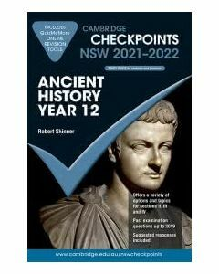 Cambridge Checkpoints NSW Ancient History Year 12 2021-2022